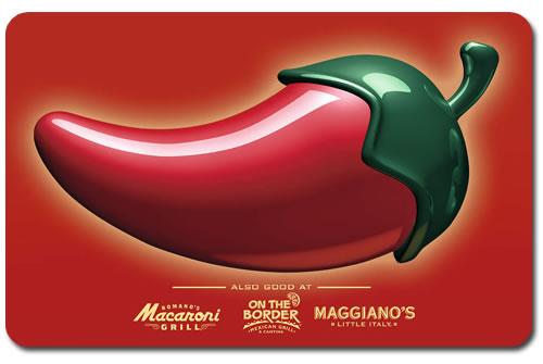 chili's gift card bonus