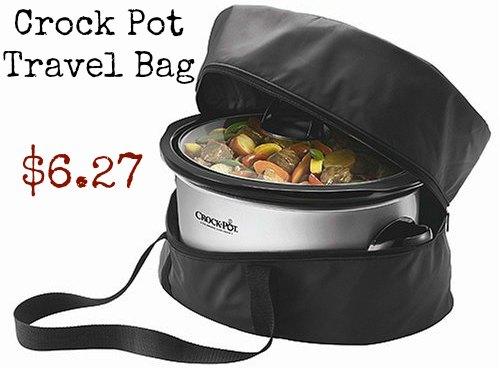 crock pot travel bag