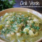 Slow Cooker Recipe – Chili Verde Soup