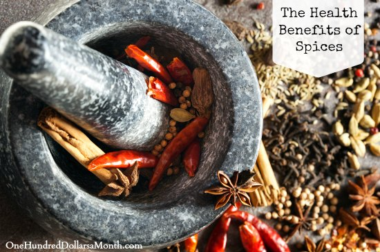 The Health Benefits of Spices