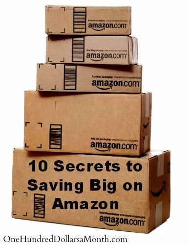 How to Save Money on Amazon 10 Secrets to Saving Big