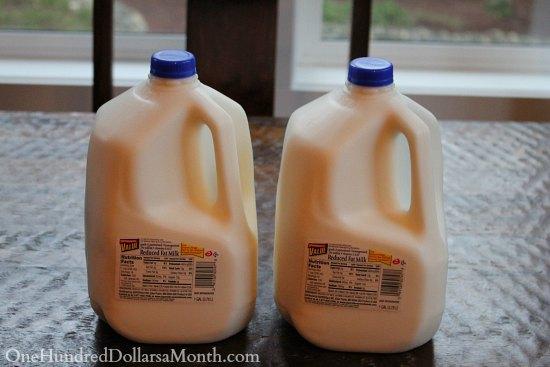 albertsons milk everyday value