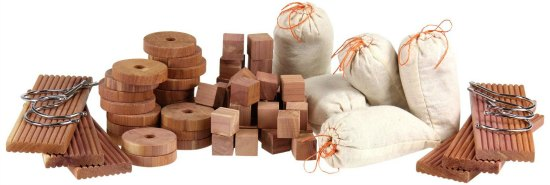 CedarFresh 71-Piece Cedar Value Pack