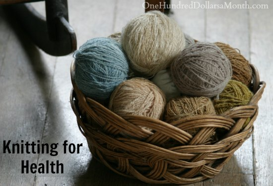 knitting for health
