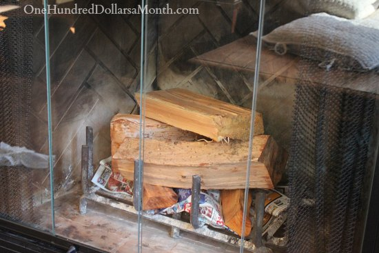 How to Clean Fireplace or Woodstove Glass. So pretty. Isn't it satisfying  when you complete a job that you know you won't have to do again for an  entire ... - How To Clean Fireplace Or Woodstove Glass