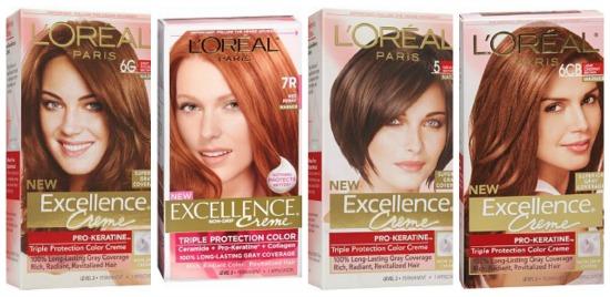 LOreal Paris Excellence Hair Color