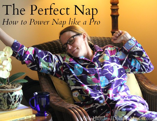 The Perfect Nap How to Power Nap like a Pro