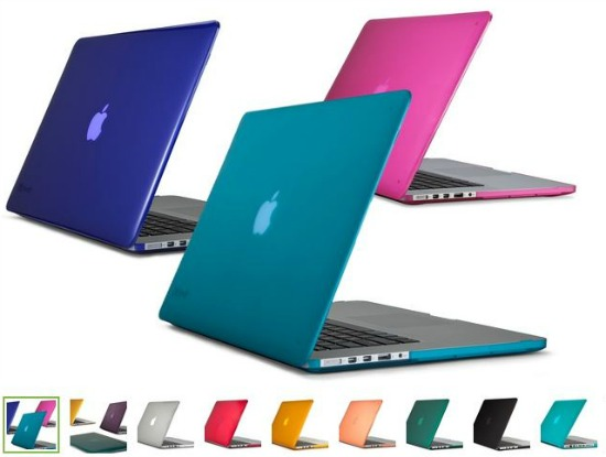 Speck MacBook Cases for MacBook Pro and Air
