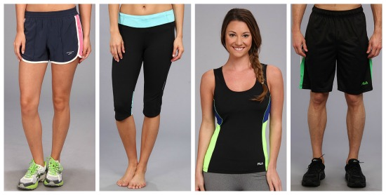 brooks workout clothing