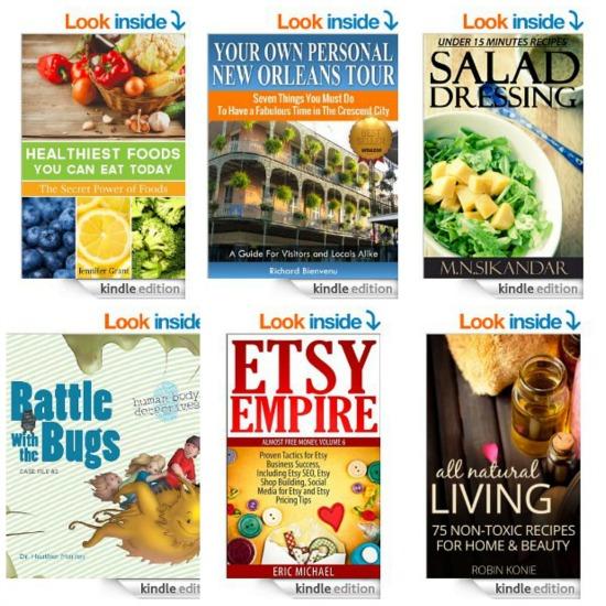 free amazon books