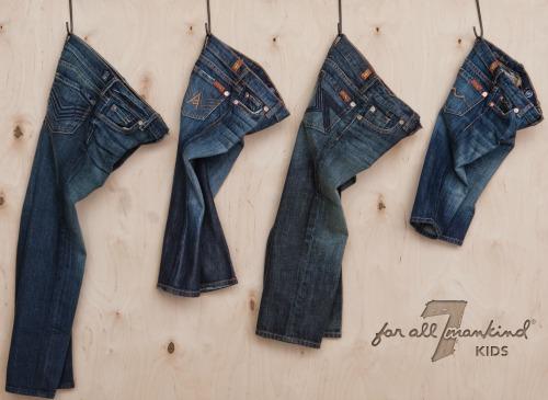 kids 7 seven for mankind jeans