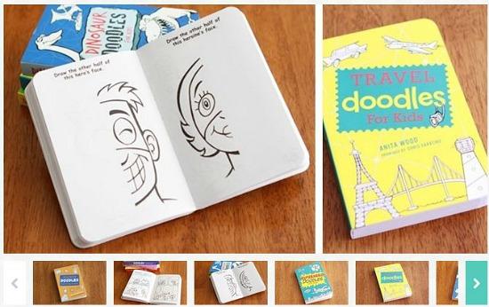 pocket doodle books
