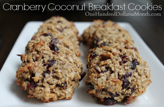 Cranberry-Coconut-Breakfast-Cookies
