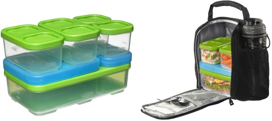 Rubbermaid lunch box
