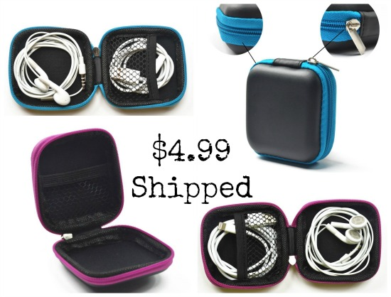 ear-bud case