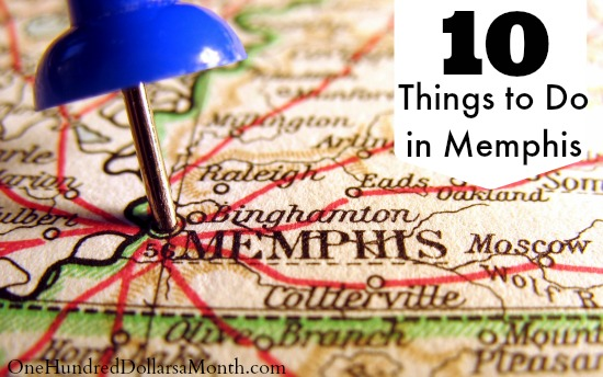 10 Things to Do in Memphis