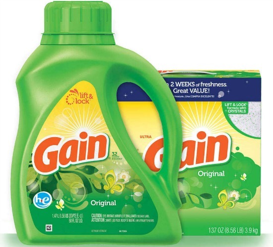 galin laundrey detergent coupons