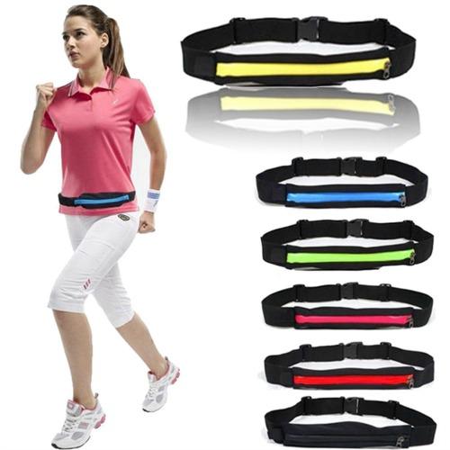 reflective running belt