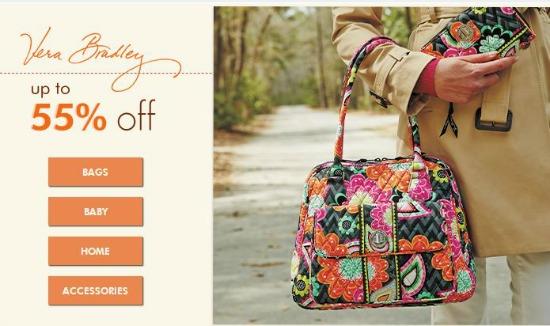 vera bradly sale