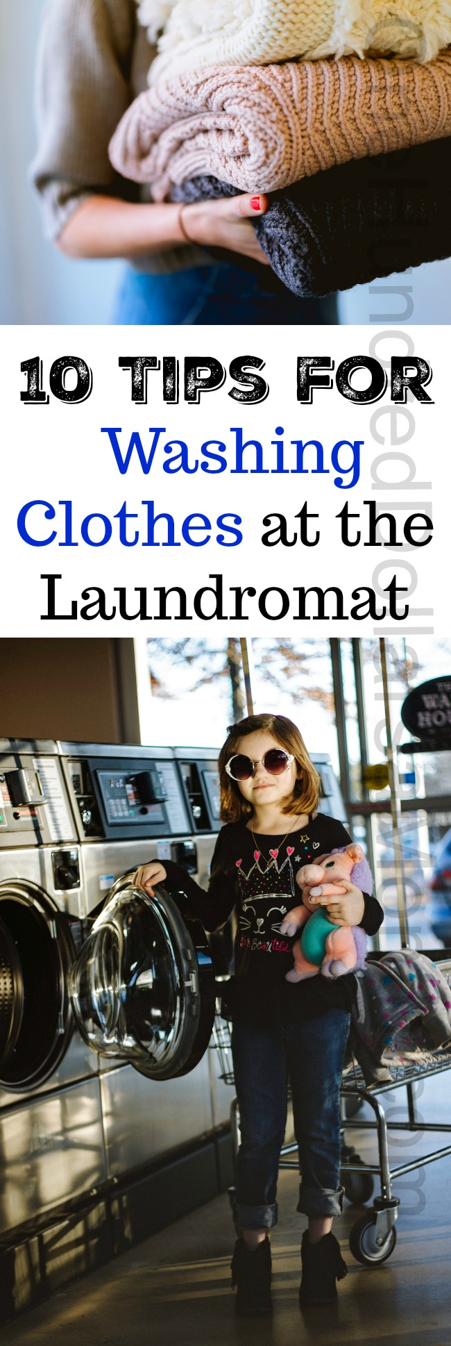 10 Tips for Washing Clothes at the Laundromat - One Hundred