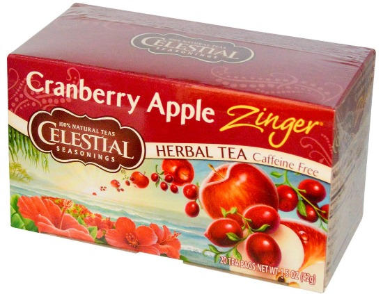 Celestial Seasonings tea bags coupon