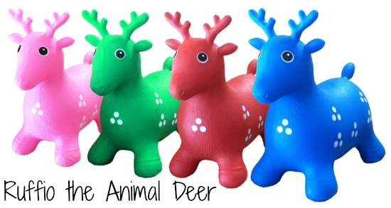 Ruffio the Animal Deer