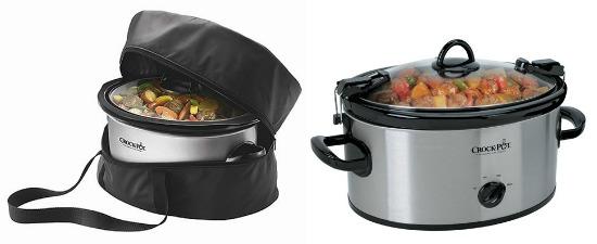 crock pot carrier bag