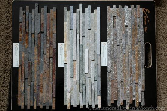 emser slate stacked tile board