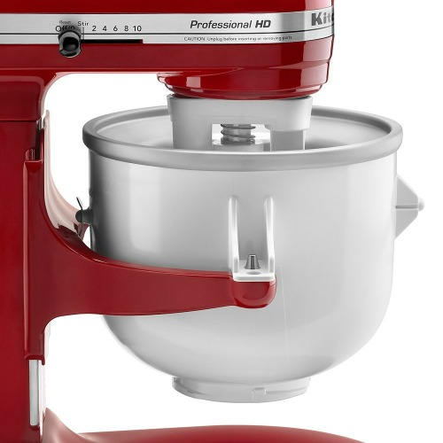 Kitchen aid ice cream maker