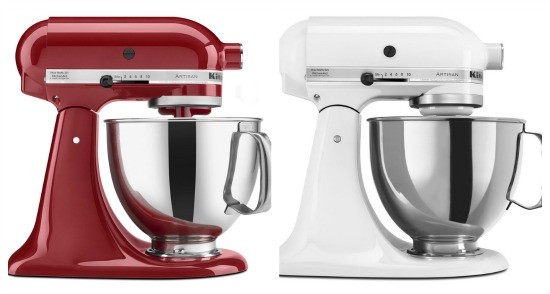 KitchenAid KSM150PSER 5-Qt. Artisan Series with Pouring Shield