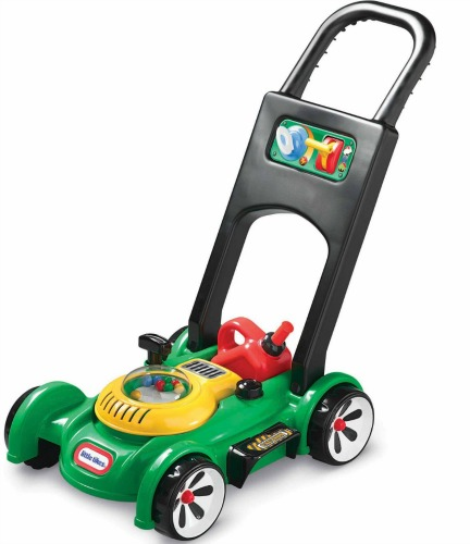 little tykes mower