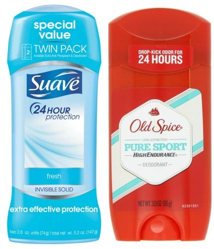 old spice deodorant