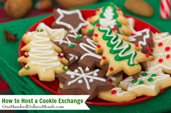 How to Host a Cookie Exchange