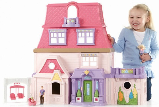 loving family doll house