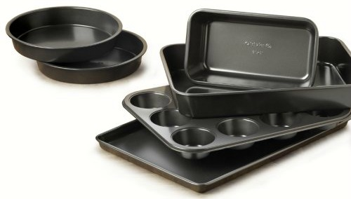 Simply Calphalon Nonstick 6 Piece Bakeware Set