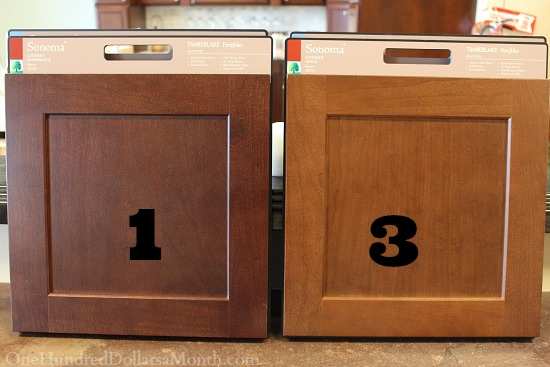 sonoma timberlake cabinets