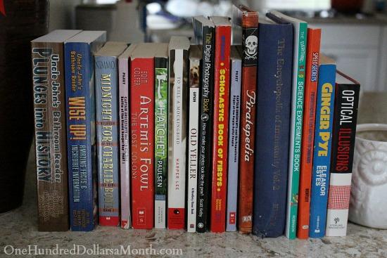 books to donate