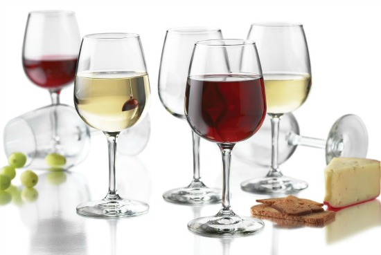 libby wine glasses