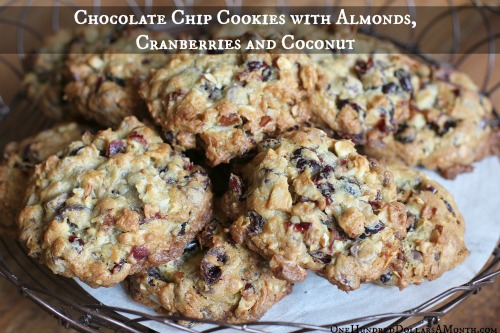 Easy-Cookie-Recipes-Chocolate-Chip-Cookies-with-Almonds-Cranberries-Coconut