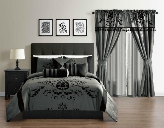 Leta Collection 7-Piece Lightweight Comforter Set