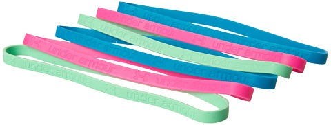Under Armour Girls Silicone Headband