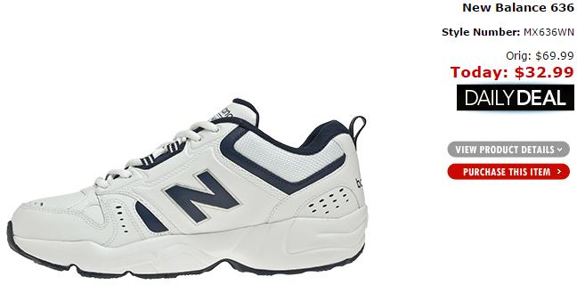 new balance 636 shoe