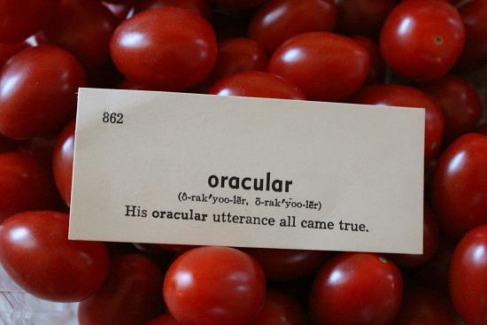 oracular
