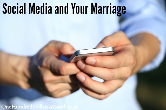 Social Media and Your Marriage