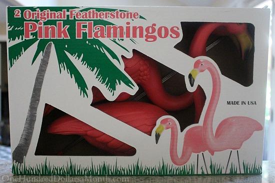 featherstone pink flamingos