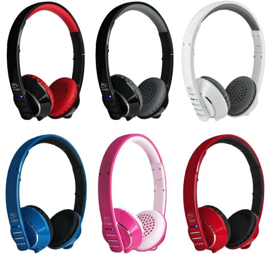 MEElectronics Bluetooth Headphones