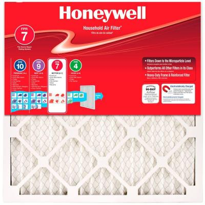 honeywell furnace filter