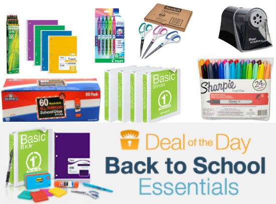 school supply deals