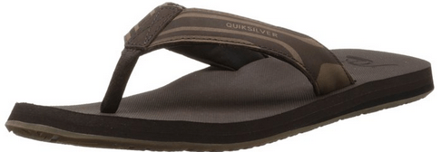 quicksilver sandals
