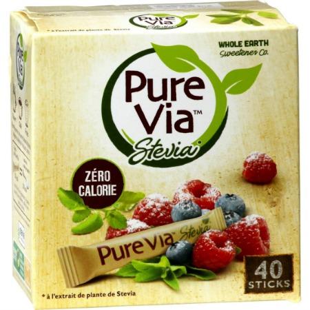 Free Pure Via Stevia Sweetener coupon
